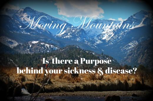 purpose sick and disease