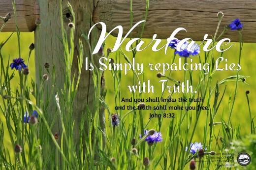 warfare and trutha