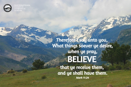 Scripture Picture believe 2