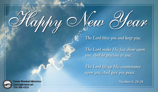 cswmi Happy new-year-wishes scripture